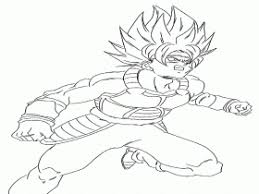 dragon ball coloring pages bardock obama vine video