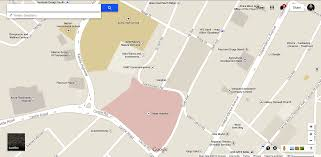 Accra Ghana Map 1 1 Acre Of Land For Sale North Ridge Sellrent Ghana