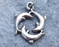 classic dolphin ring holder images Dolphin jewelry etsy jpg