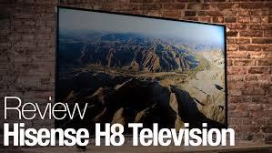hisense 50 inch smart tv target black friday hisense h8 series 4k led tv review reviewed com televisions