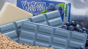 incredibles edibles product review incredibles blueberry bliss bar weedist