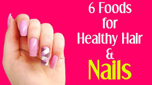 natural tip for grow your nails long and strong 6 foods for