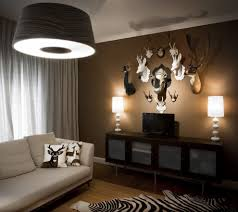 Cool Man Cave Lighting by Rustic Eclectic Decor Family Room Contemporary With Wall Decor