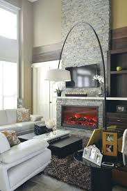 fireplace scenic electric wall hanging fireplace home furniture