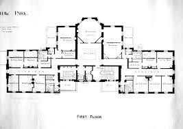 mansion layouts ottershaw park