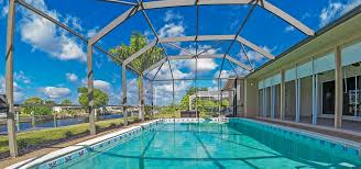 Pool Screen Privacy Curtains Florida Pool Enclosures Rescreening U0026 Railings Fabri Tech