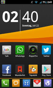 free apk pro miui x4 go launcher theme free apk for android