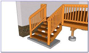 Porch Stair Handrail Deck Stair Railing Plans Decks Home Decorating Ideas B3ma0xrwa5