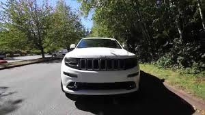 jeep srt 2015 2015 jeep grand cherokee srt white fc611803 bellevue
