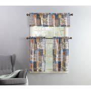 Amelia Curtains Kitchen Curtains Walmart Com