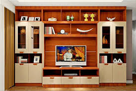 Living Room  Great Brown Modern Showcase Designs For Living Room - Showcase designs for small living room