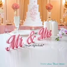 mr mrs sign for wedding table free standing wooden mr mrs sign wedding table decor sweetheart