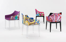 Kartell Armchair Madame Milano By Kartell This Limited Edition Armchair Wears Pucci