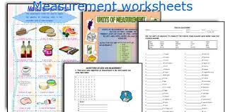 english teaching worksheets measurement