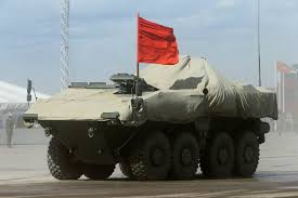 personal armored vehicles this apc packs a punch russia u0027s newest troop carrier to feature