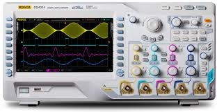 rigol ds4014 100 mhz digital oscilloscope with 4 channels