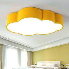 Ceiling Light Led Toddler Bedroom Lighting Led Cloud Room Lighting Children