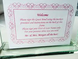 sweet 16 guest sign in book sheet dj idea albany wedding dj sweet 16 dj
