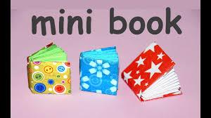 Diy Project Ideas Diy Project Ideas How To Make A Mini Origami Book Miniature