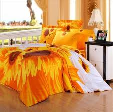 Sunflower Bed Set Can Sunflower Bedding Sets Change Your Check These Out