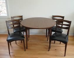 dining tables mid century modern used furniture danish modern