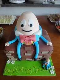 Humpty Dumpty Decorations Humpty Dumpty At The Cake Stall The Cake Stall