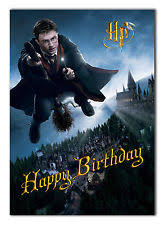 Harry Potter Congratulations Card Harry Potter Cards And Stationery Ebay