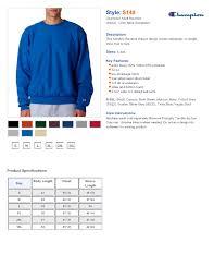 champion s149 reverse weave crewneck sweatshirt 30 47 sweater