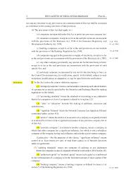 sections in law 98 sections of the companies act 2013 as notified