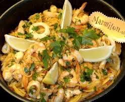le marmiton recettes de cuisine fideuà espagne recette de fideuà espagne marmiton