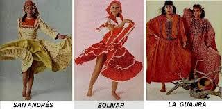 traje del sanjuanero huilense mujer y hombre para colorear vestuario colombiakami