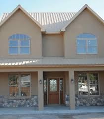 modern prairie style homes a roof modern craftsman style home fake river rock artificial