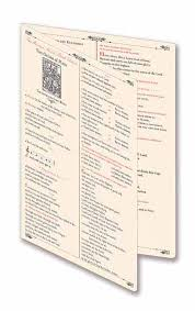 help for learning the liturgy magnificat pew cards