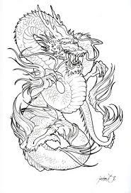 bringtvback styles of tribal dragon tattoo designs