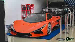 mclaren truck 2017 manila auto salon and sport truck show 9tro