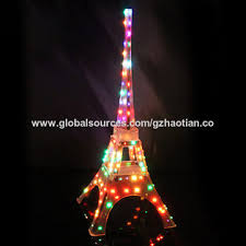 eiffel tower christmas lights china eiffel tower trophy from liupanshui manufacturer guizhou
