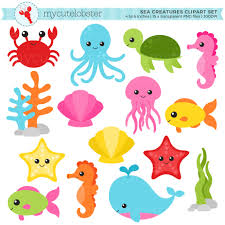 crab clipart cute fish pencil and in color crab clipart cute fish