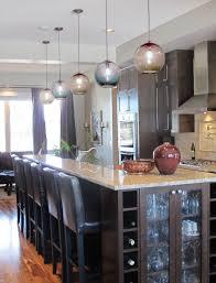 elegant globe glass pendant light 17 for kitchen island pendant
