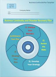 disaster recovery plan template small business 100 images