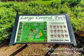 Map Central Park The 727 Team Largo Central Park The 727 Team