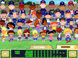 Kenny Backyard Baseball The O U0027s Take Over Junior Sports Neighborhood Backyard Baseball