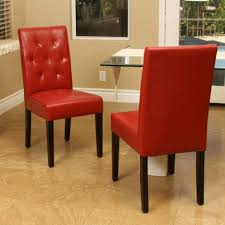 Dining Room Chair Pads And Cushions Makeovers And Cool Decoration For Modern Homes Red Dining Room