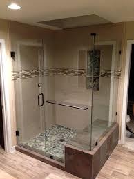 Frameless Shower Sliding Glass Doors Shower Enclosures Gunn S Quality Glass Mirror