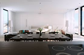 Black And Brown Home Decor Brown Dining Room Decor