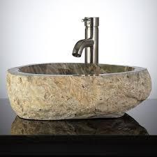 Bathroom Vessel Sink Faucets by 17 Best Petrified Wood Vessel Sinks Images On Pinterest