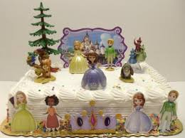 sofia the cake topper sofia the 13 birthday cake topper set featuring sofia