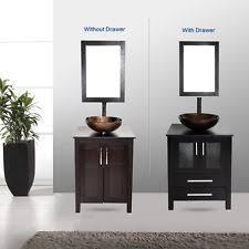 Bathroom Vanity For Vessel Sink Vessel Sink Vanity Ebay