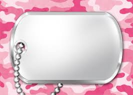 free pink camouflage printable candy wrappers raspberry swirls