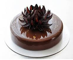 chocolate mirror glaze chocolate chocolate pinterest