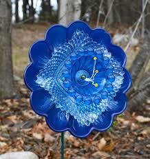 92 best egg plate art images on pinterest glass garden art